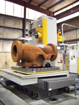 Nomura Pump Machining